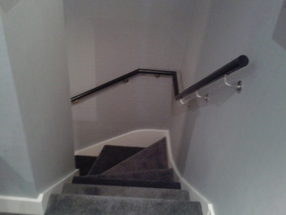 Jeffersons painting decorating 100 feedback painter for Hall and stairs ideas