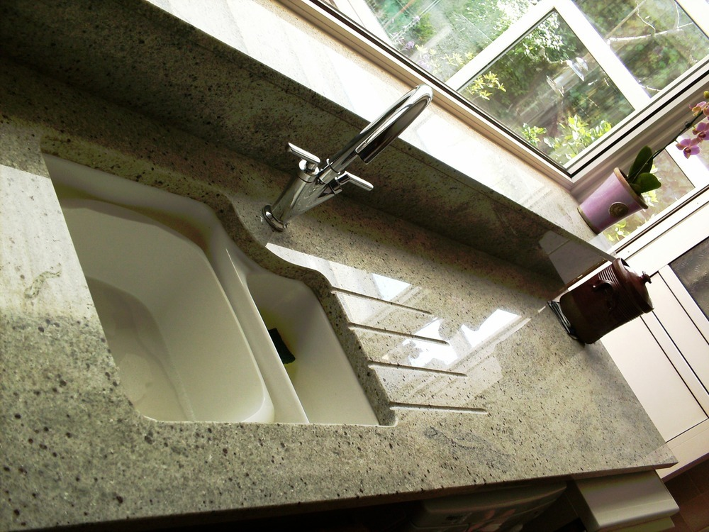 Granite Sink India : Trade Granite & Kitchens: 100% Feedback, Stonemason, Bathroom Fitter ...