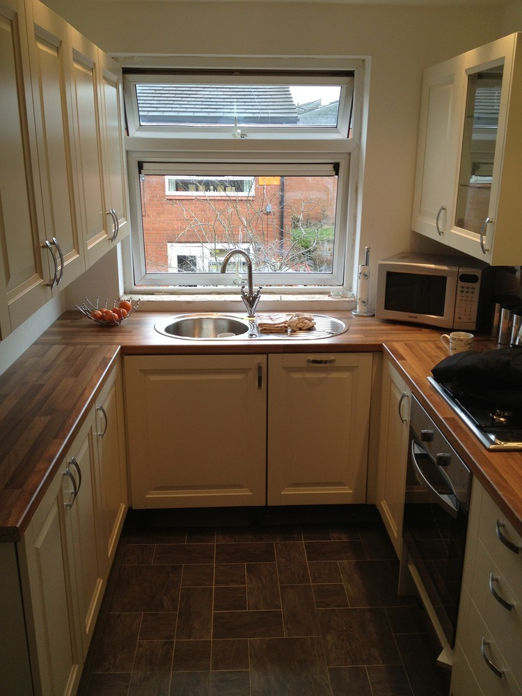 Ruby joinery ltd 96 feedback carpenter joiner for Kitchens for small kitchens