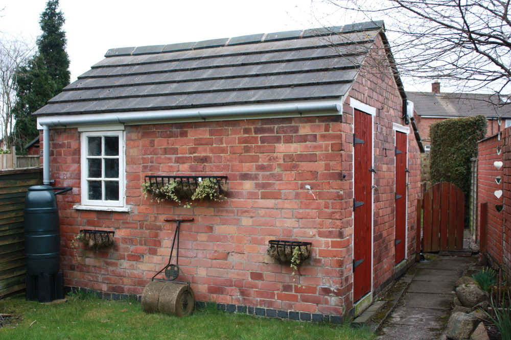 Conversion of brick built outbuilding plus other. - Conversions - General job in Coalville ...