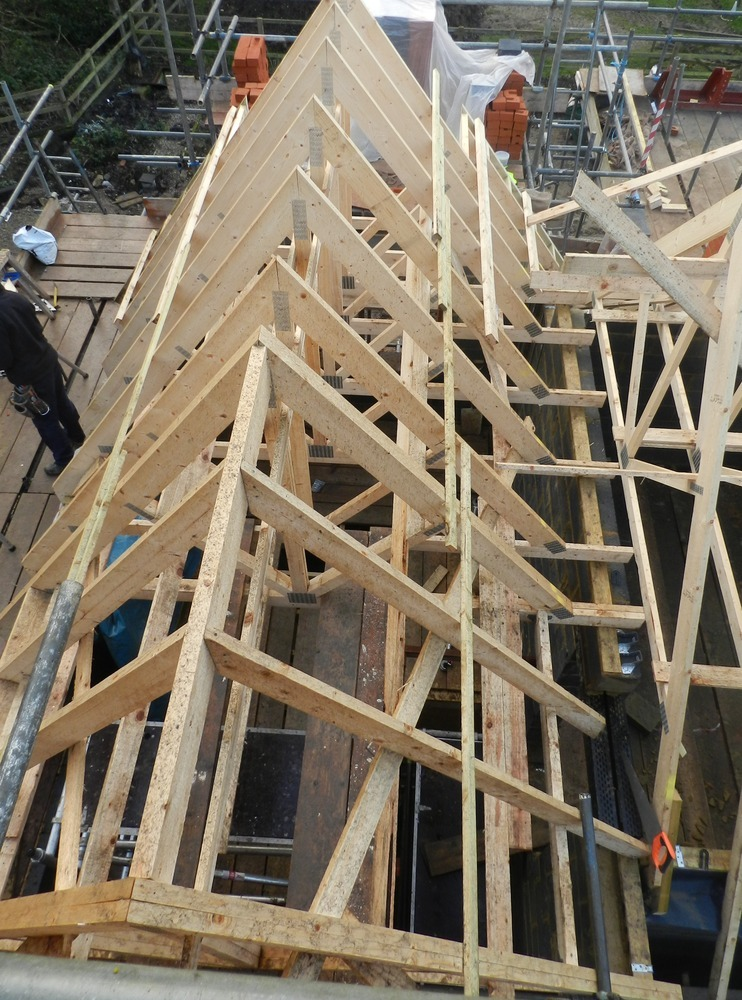 Calibre Build And Design 100 Feedback Extension Builder: pre made roof trusses