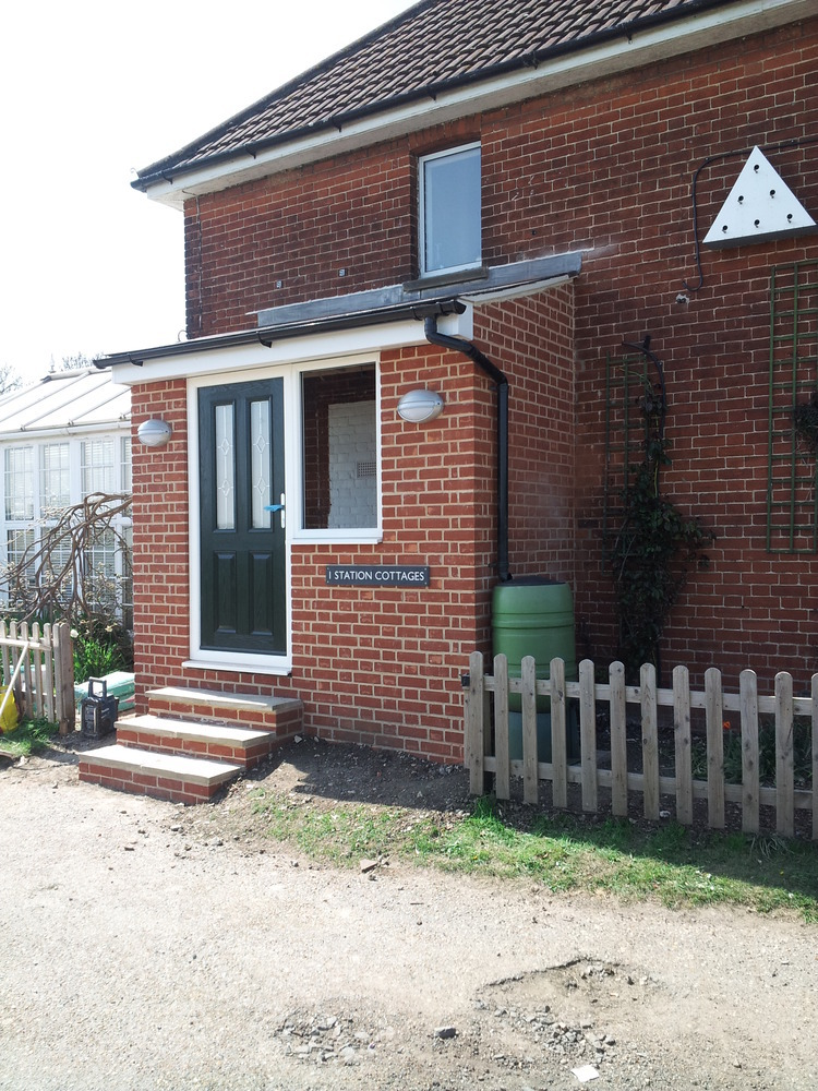 S b s stanway building solutions 100 feedback for Porch extension