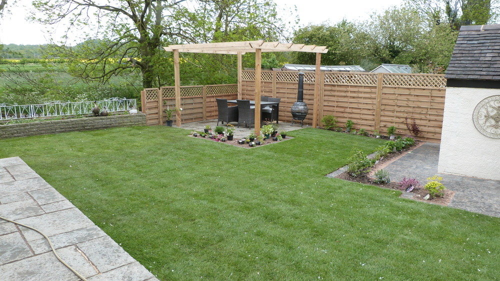 Dreamscapes landscaping designs 89 feedback landscape for Landscaped back gardens