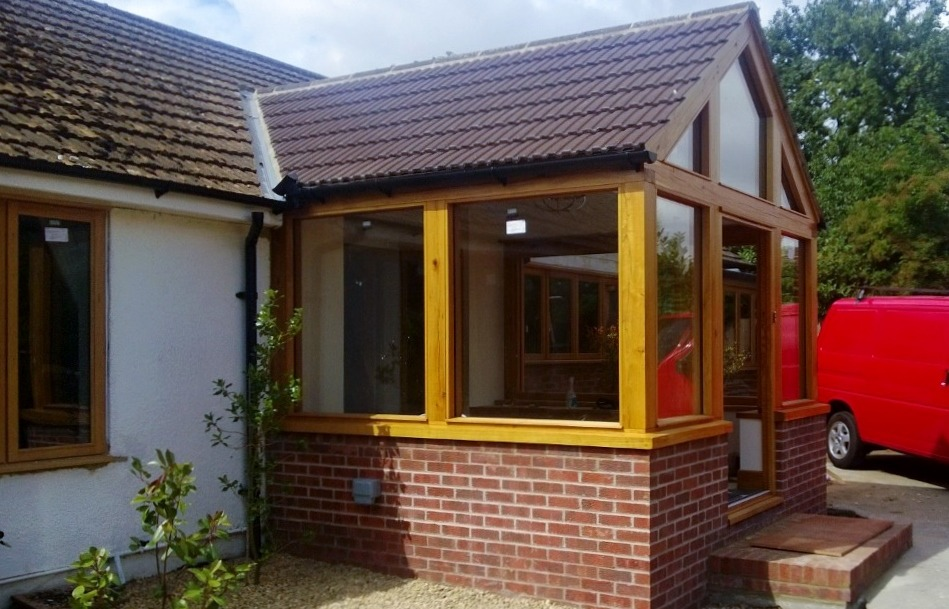 Design solutions uk ltd 100 feedback new home builder for Porch extension ideas
