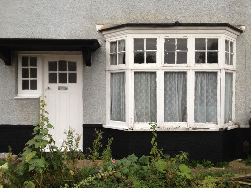 1930s bay window and door replacing windows job in for 1930s bay window construction