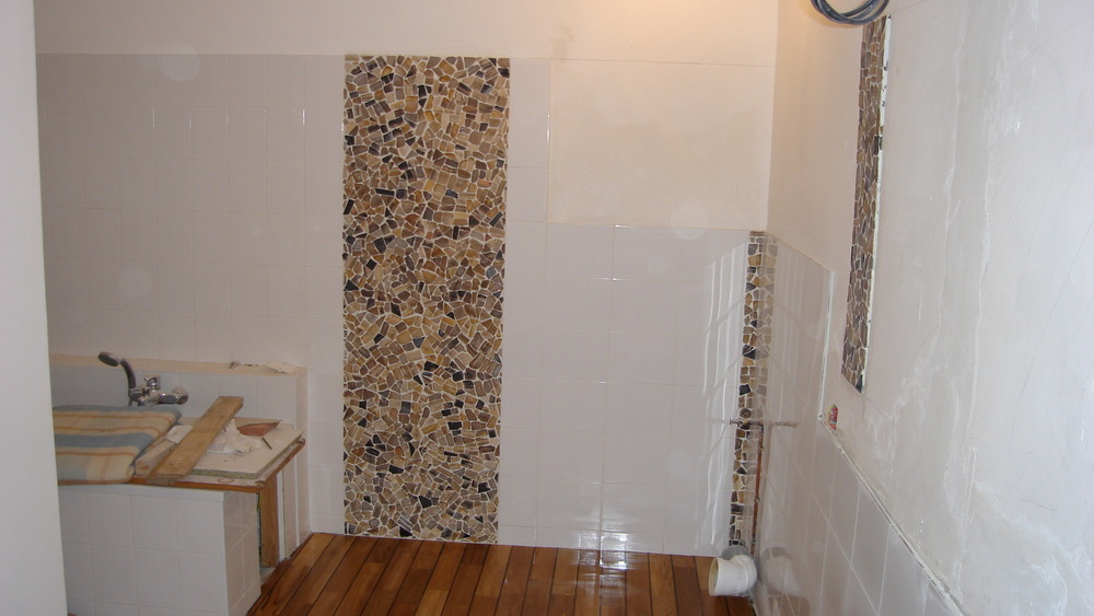 Simple Renovation From ICK To Sleek Toilet