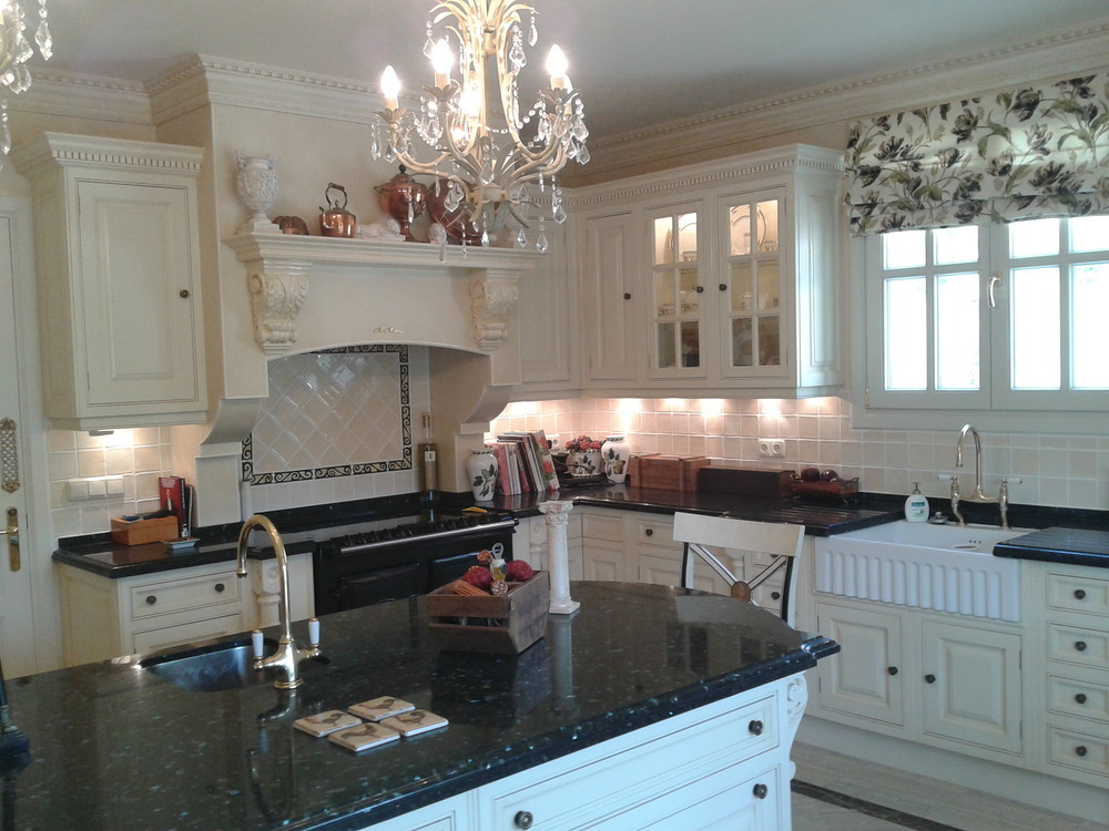 Db installations 100 feedback kitchen fitter bathroom - Clive christian marbella ...