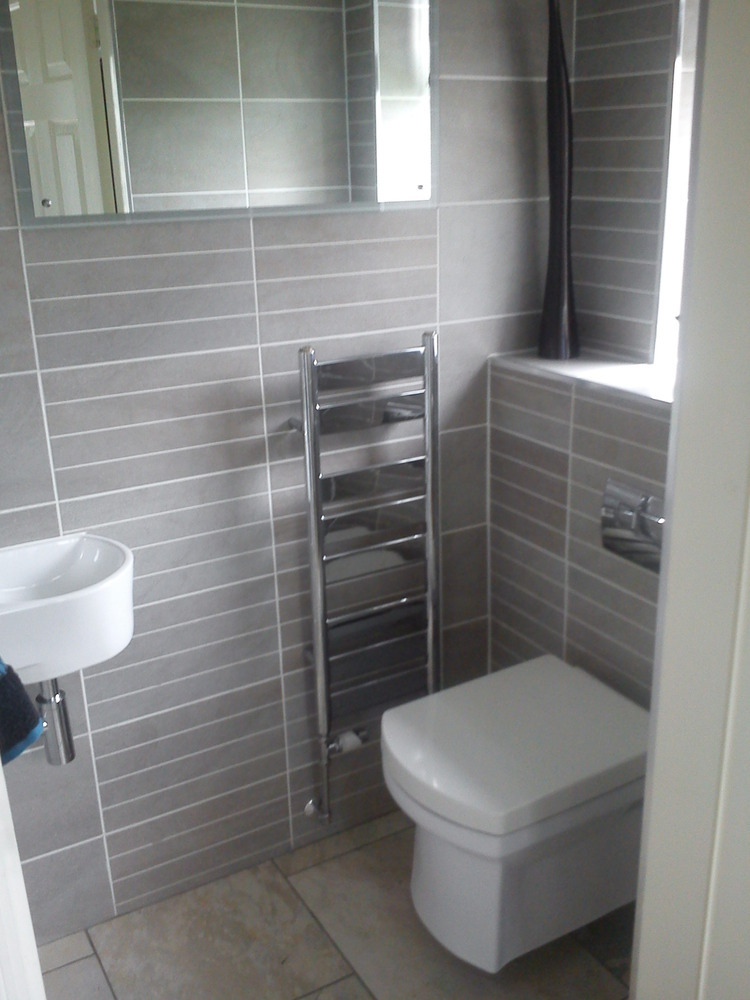 Moorlands Home Services 100 Feedback Bathroom Fitter
