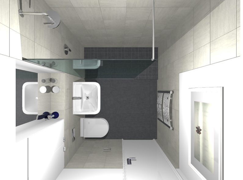 Fit 7ft x 6ft bathroom bathroom fitting job in southwark south london mybuilder Bathroom design jobs london