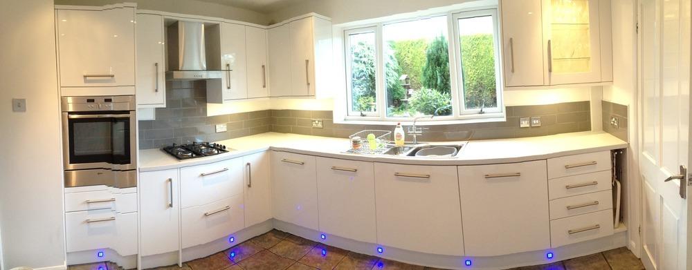 nottingham 100 feedback plumber bathroom fitter kitchen fitter