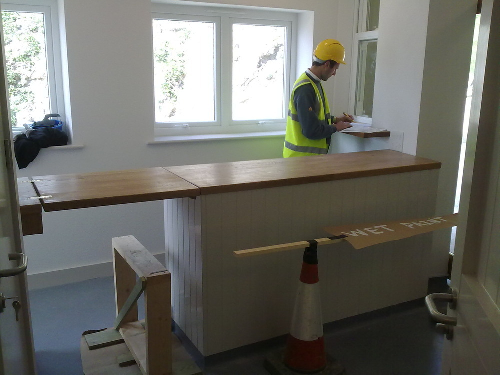 Newquay Woodshed 100 Feedback Carpenter Amp Joiner Kitchen Fitter Window Fitter In Newquay