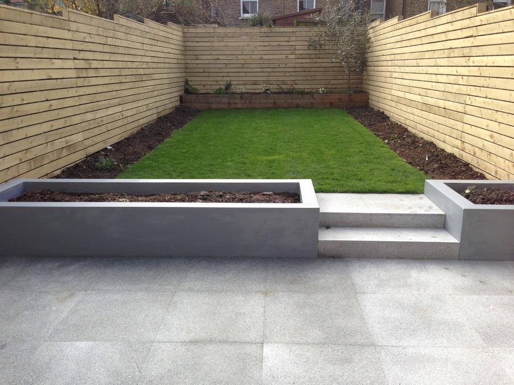 Cercis 100 Feedback Landscape Gardener In Stoke Newington