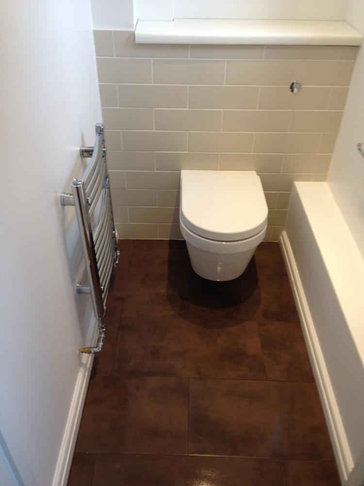 A J Tinwell: 100% Feedback, Tiler, Bathroom Fitter in ...