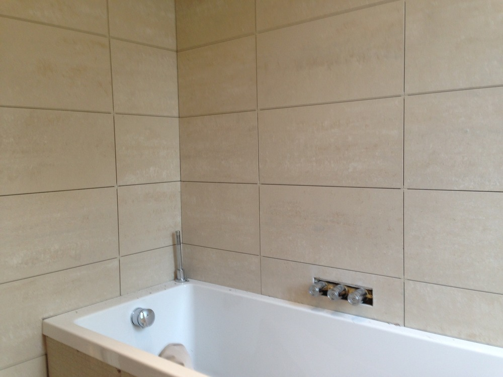 Bathroom Tiles Wickes : A j tinwell feedback tiler bathroom fitter in