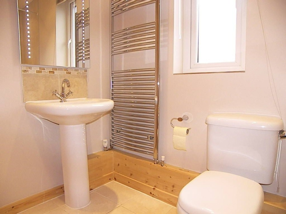 Simonside building services 100 feedback electrician for New bathroom installation