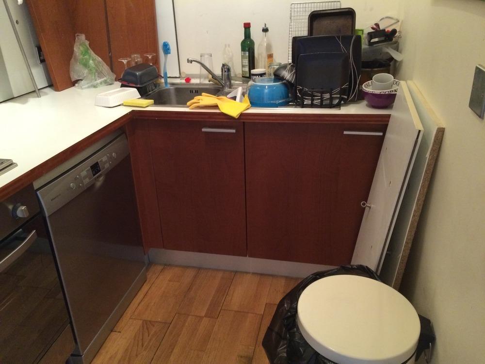 fit ikea kitchen 3m x 2m kitchen fitting job in nottingham