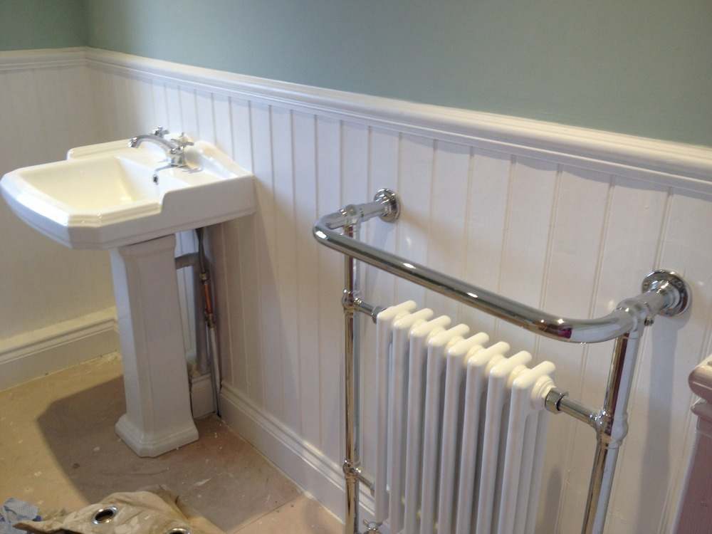 Beehive Home Refurbishments 100 Feedback Bathroom