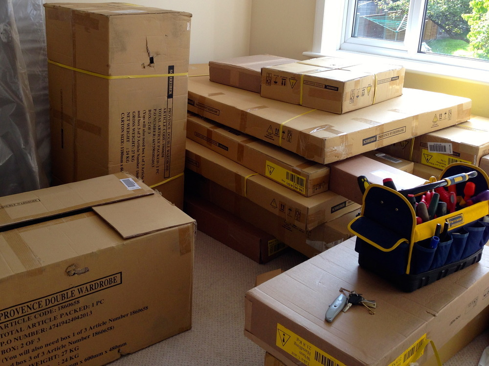 Handyman in christchurch - Diy tips assembling flat pack furniture ...