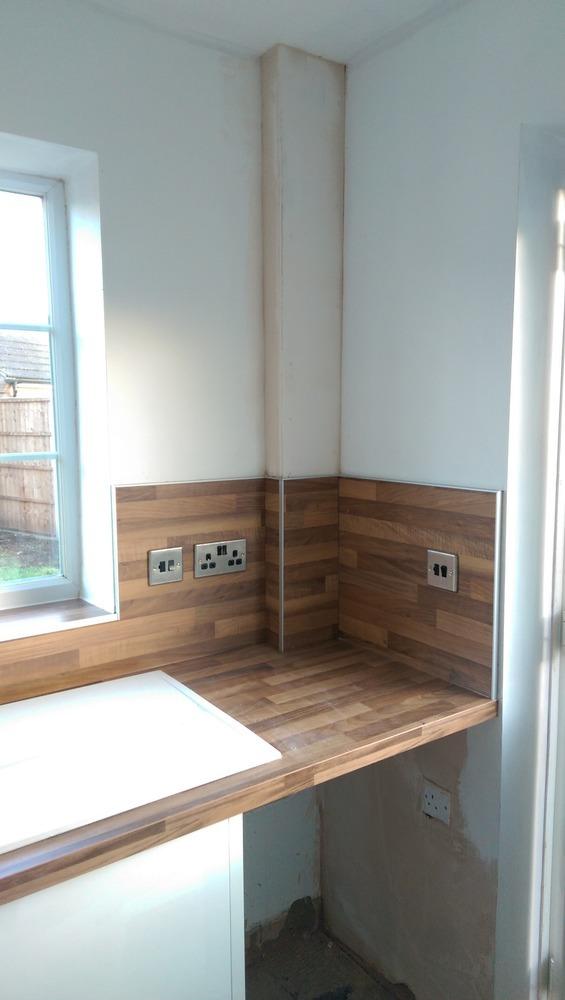 N G Elwes Carpentry 100 Feedback Kitchen Fitter