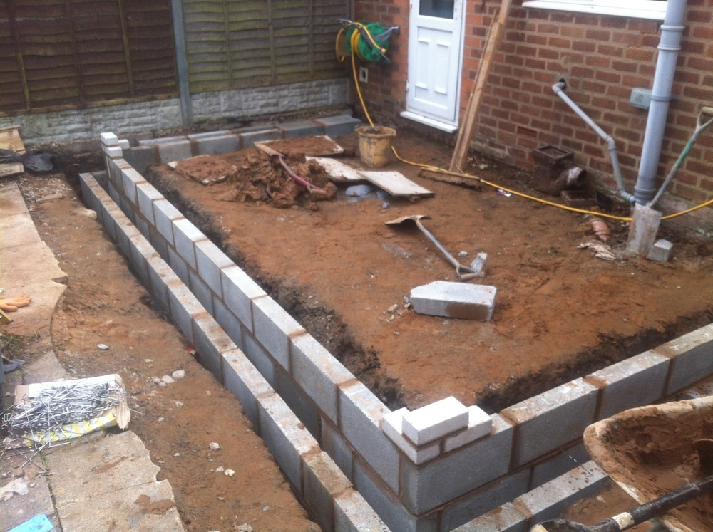 Mg Groundworks Construction Ltd 100 Feedback