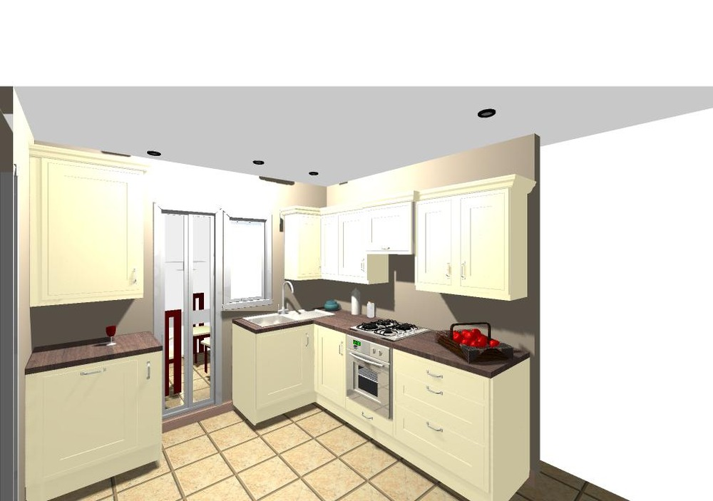 Kitchen Fitting B Q Units Approx 3m X Kitchen Fitting Job In Wimbledon South London