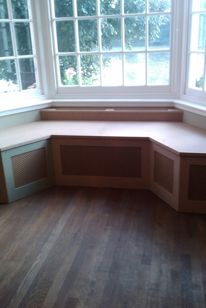 How to build a bay window bench seat plans diy free