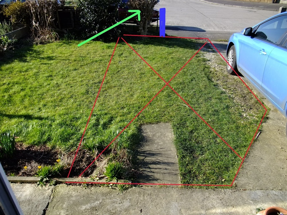 Replacing Part Lawn With Gravel Driveway Driveways Job
