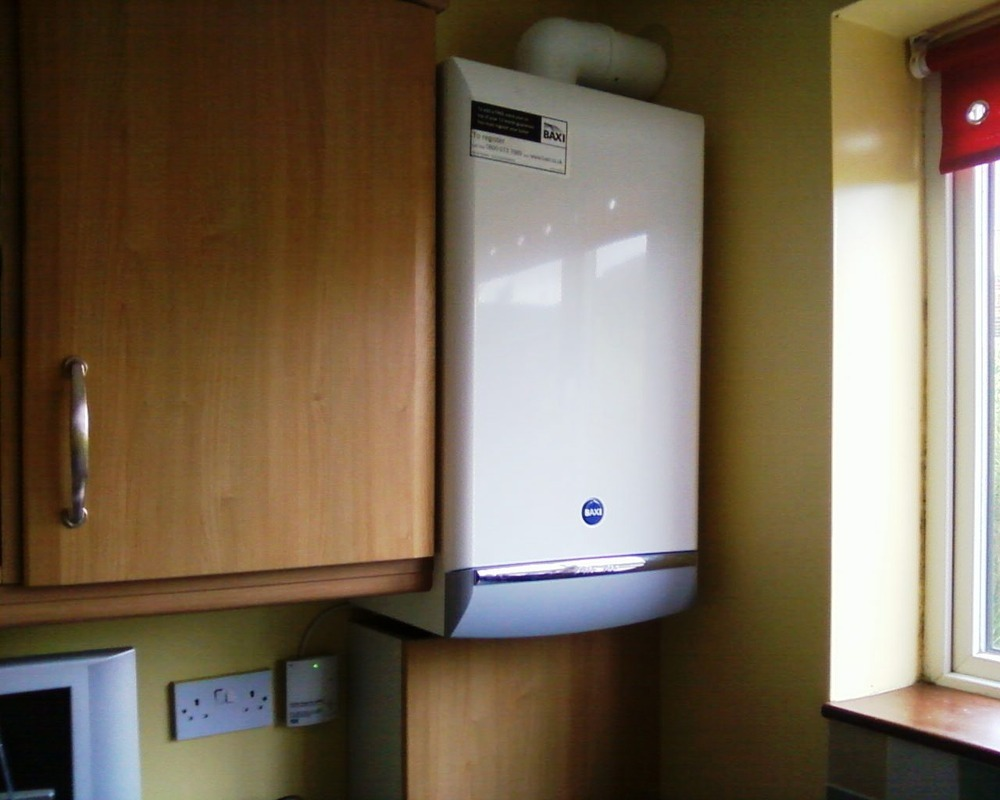 Combi Boiler: Replacing A Back Boiler With A Combi Boiler