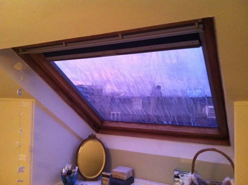 Velux Glass Replacement X 4 Windows Job In Clapham