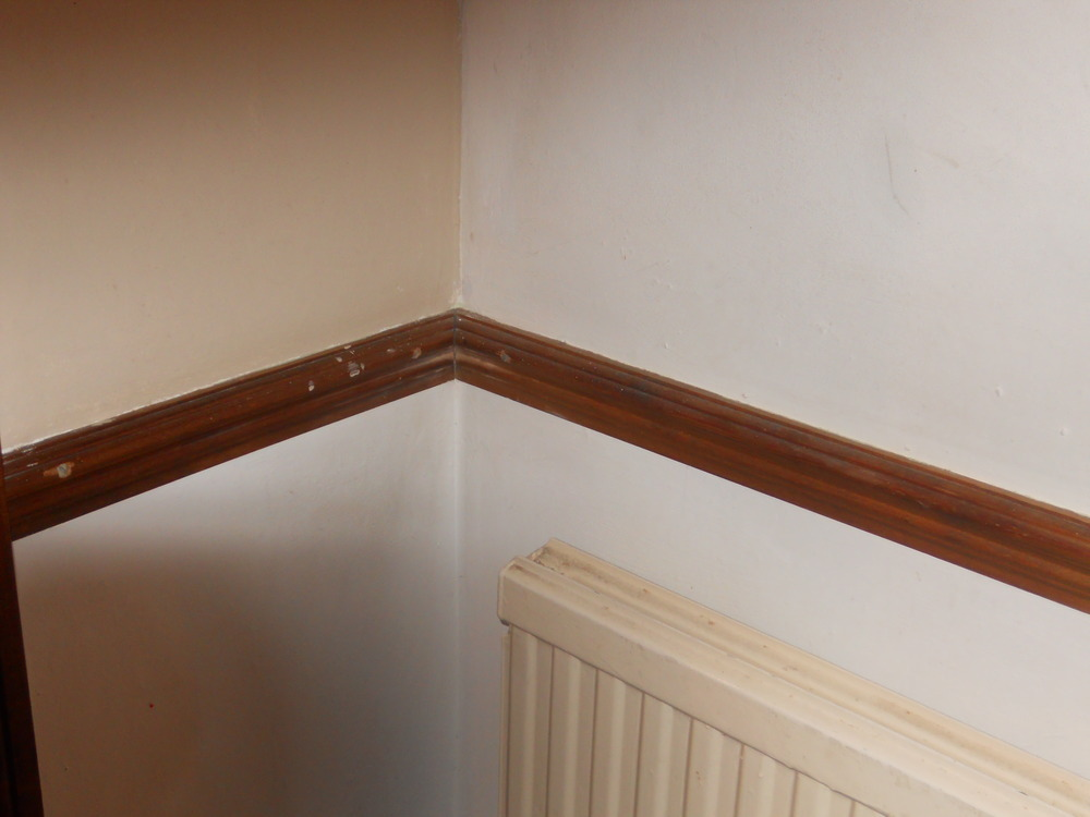 Decorations Living Room Staircase Hall Painting Decorating Job In Aylesbury