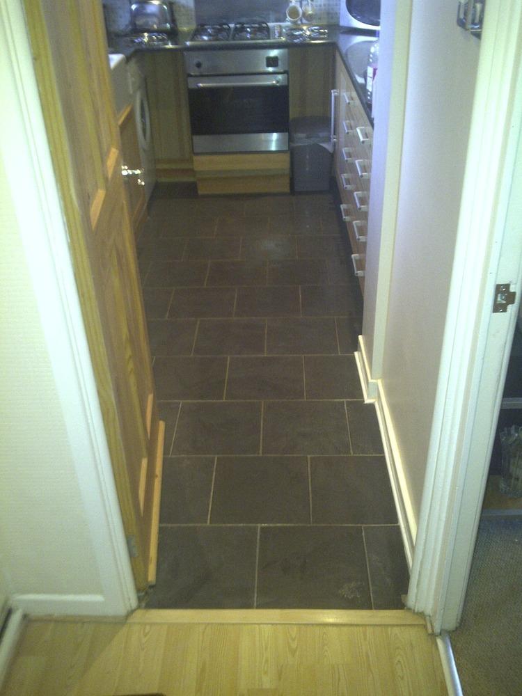 Preston tiling solutions 100 feedback tiler bathroom for Kitchen floor solutions