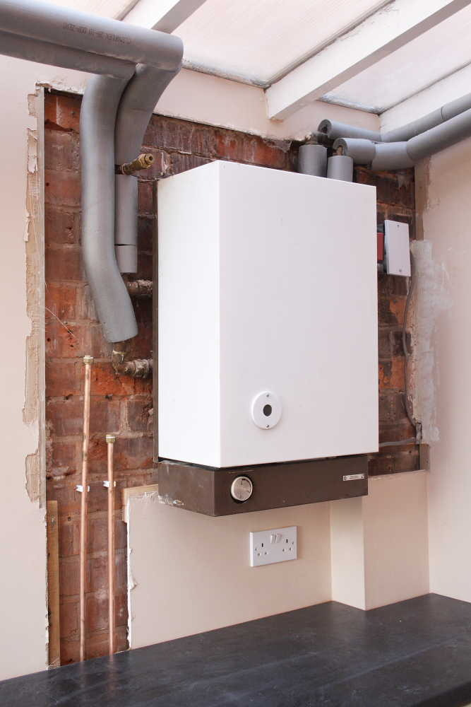 Central Heating Boiler Swap Glow Worm Vaillant