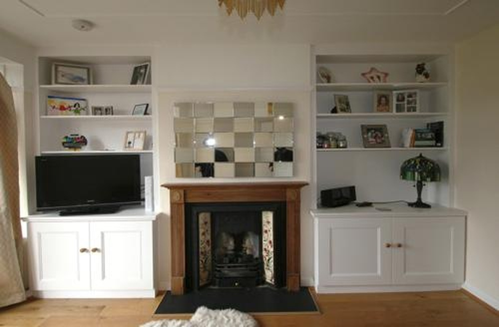 Build And Fit Alcove Units Carpentry amp Joinery Job In Waltham Abbey Essex MyBuilder