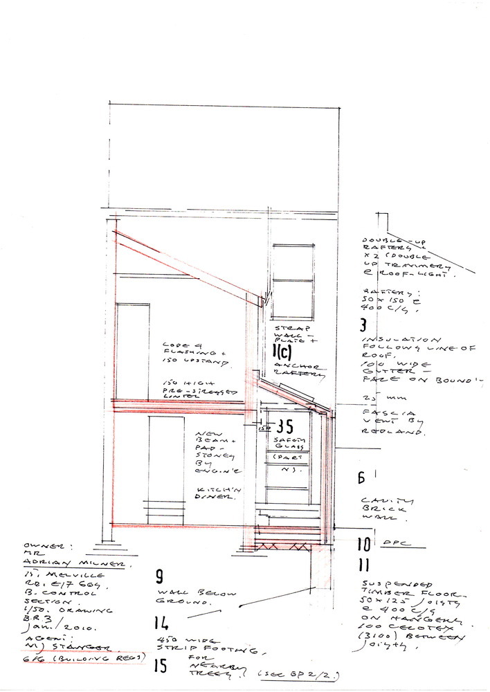 Pitched roof house plans for Single pitch roof house plans