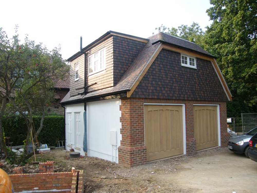 9 surprisingly over garage extension ideas home building for Garage extension designs