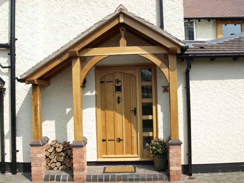 Nudor woodcraft 100 feedback extension builder loft for Front porch extension