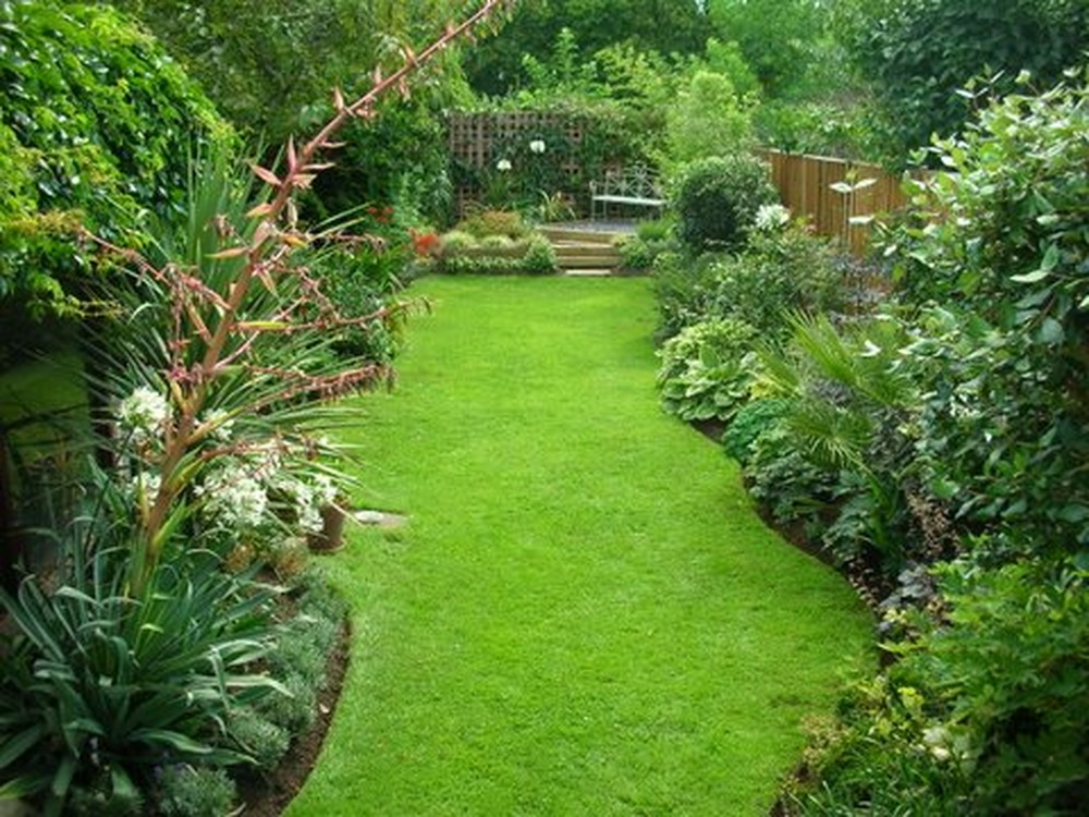 Mulberry cottage gardens 100 feedback landscape for Seagrass for landscaping