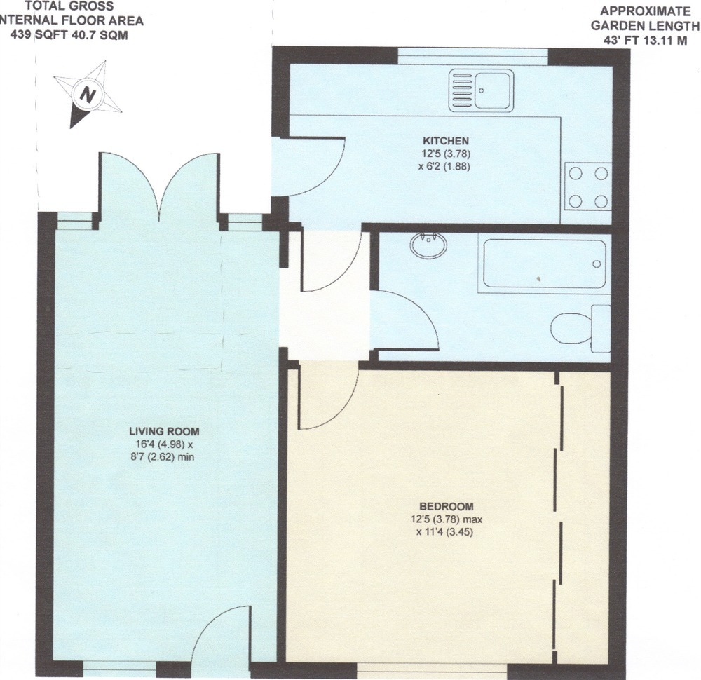 Plans For One Bedroom Bungalow Joy Studio Design Gallery
