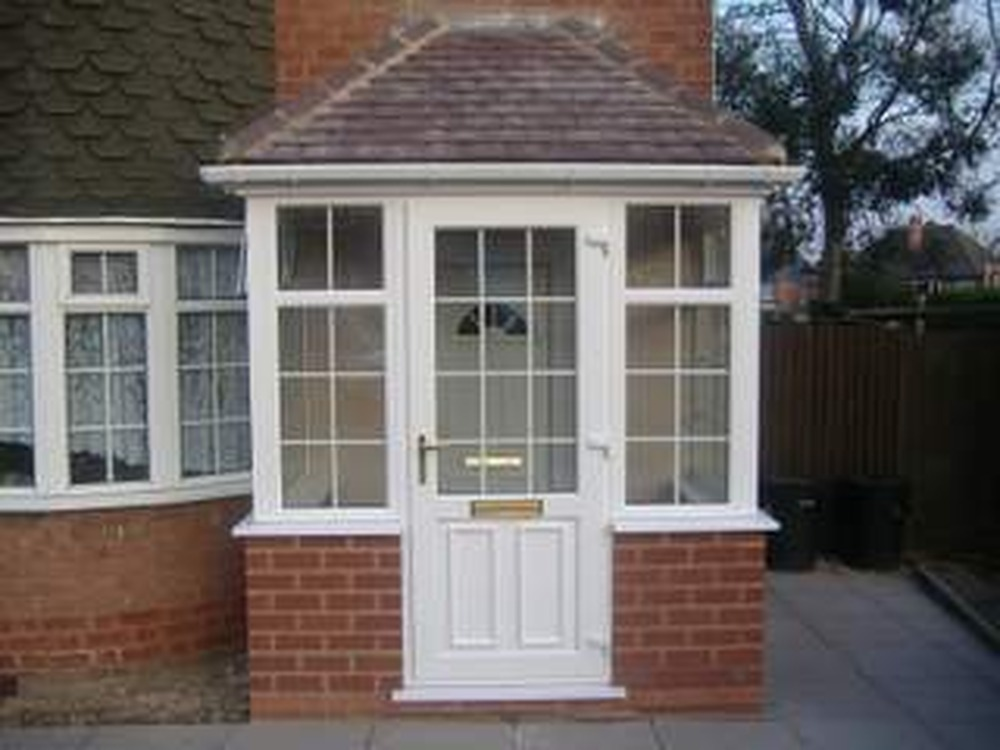 Front Porch Conversions General Job In Preston
