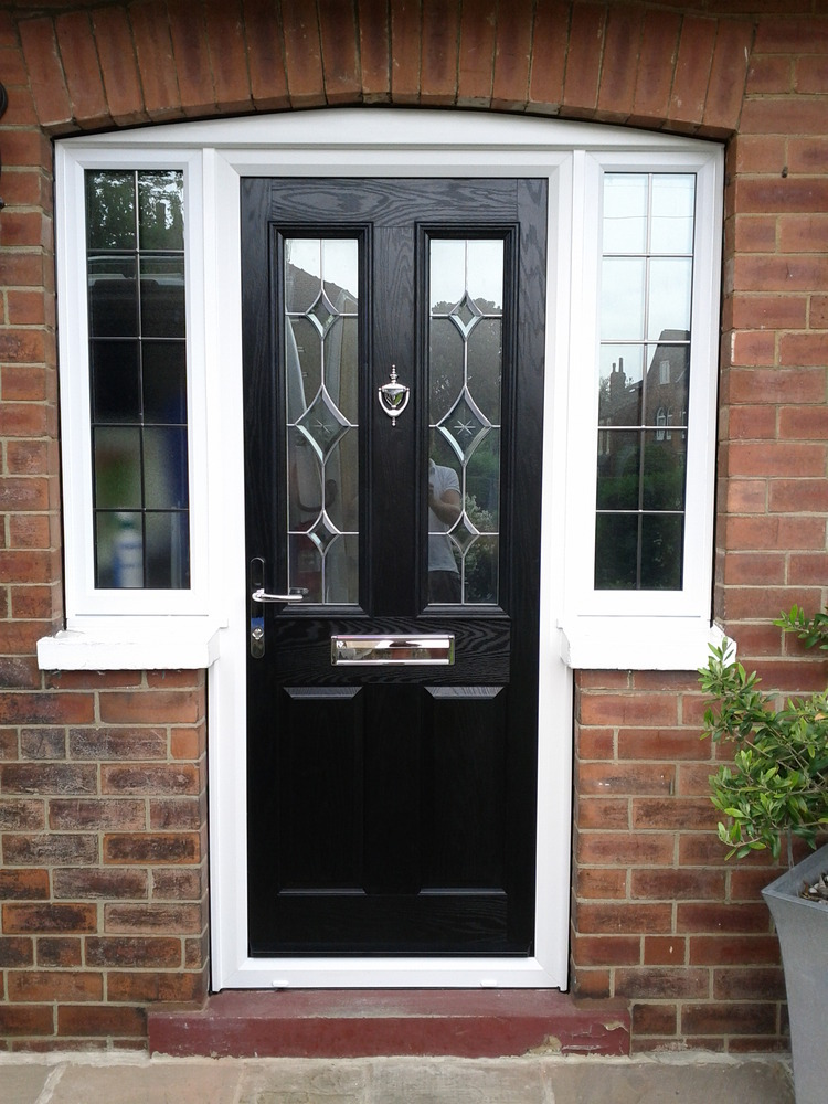 Doors on pinterest victorian front doors front doors for Composite windows