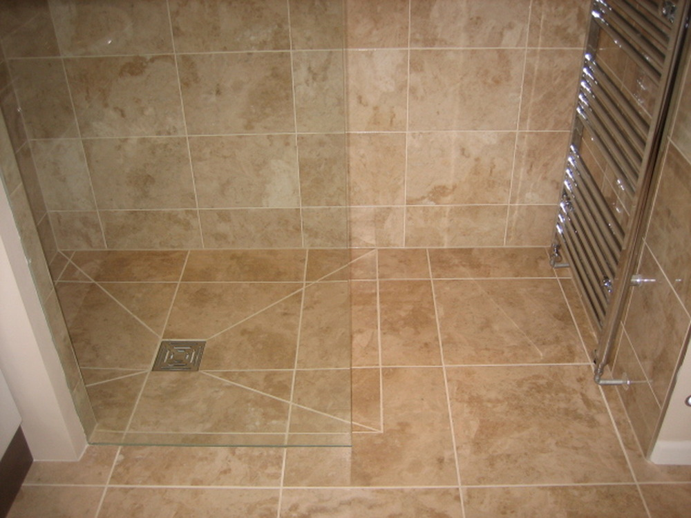 Plan tec tiling wet room solutions 100 feedback tiler for What s a wet room