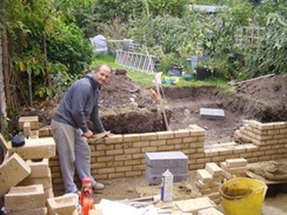 kentish builder: 100% Feedback, Bricklayer, Landscape Gardener ...