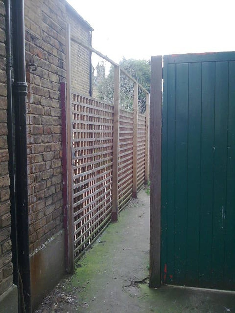 Side Secure Garden Gate Carpentry Amp Joinery Job In