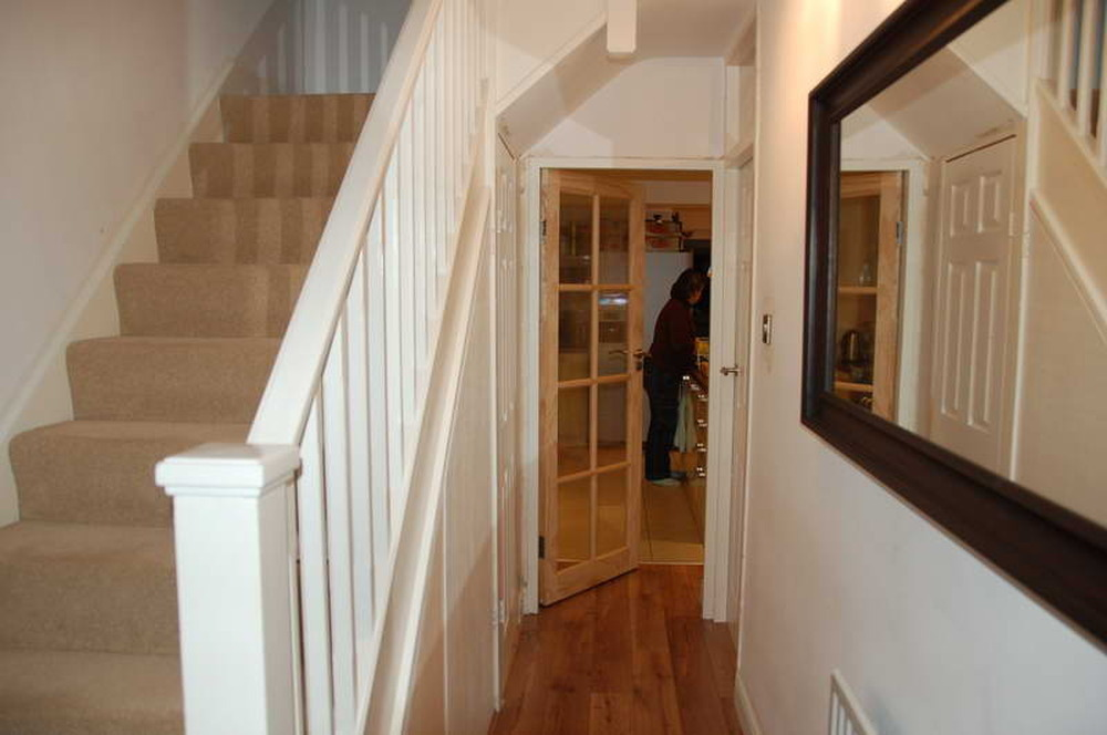 Paint job Hall, Stairs and Landing - Painting & Decorating ...