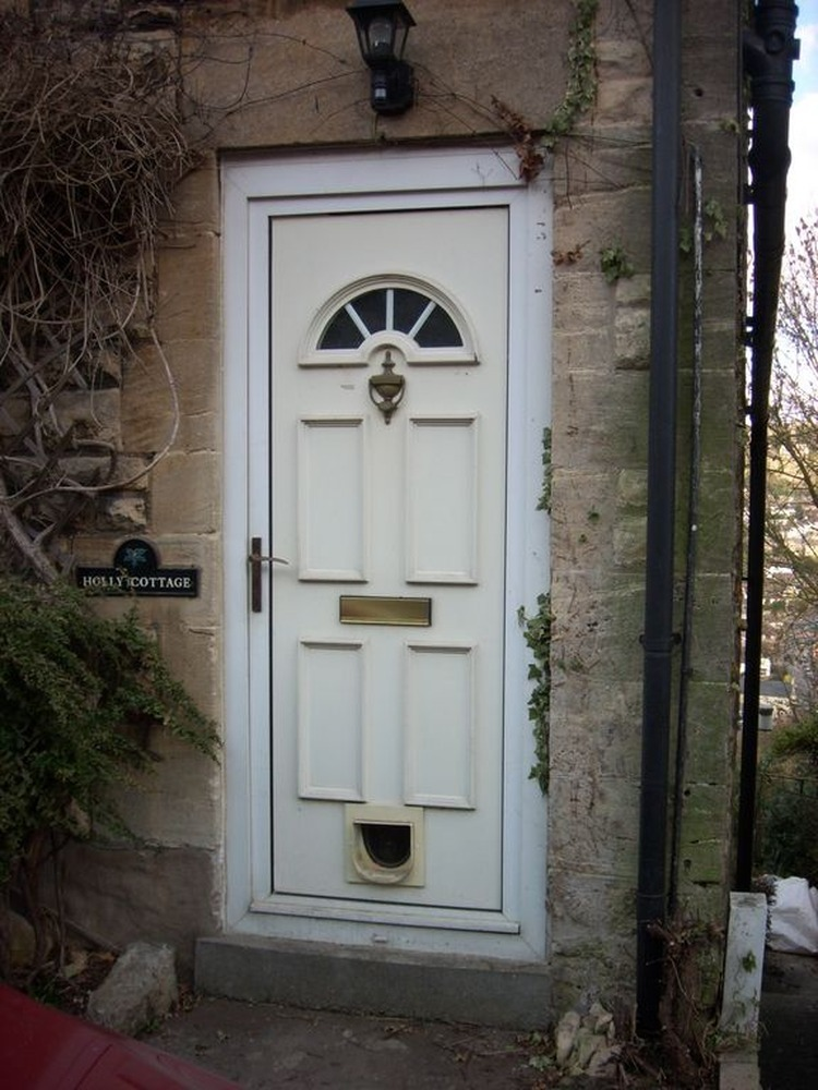 Cottage style front door carpentry joinery job in for Cottage style front doors