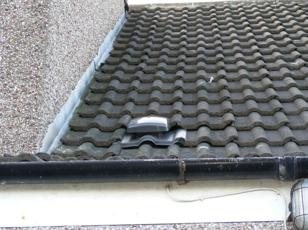 Roof Tile Roof Tile Extractor Fan Vent