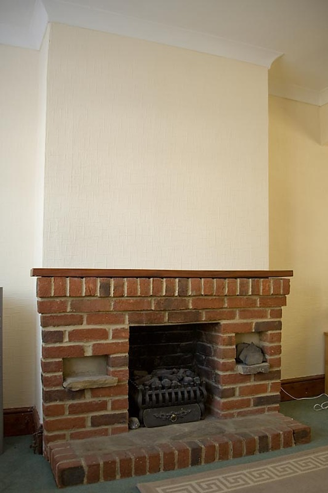 Remove Chimney Breast On Two Floors Support In Loft