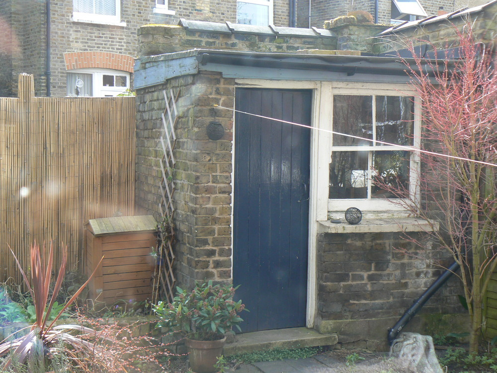 convert a brick shed to an office conversions general