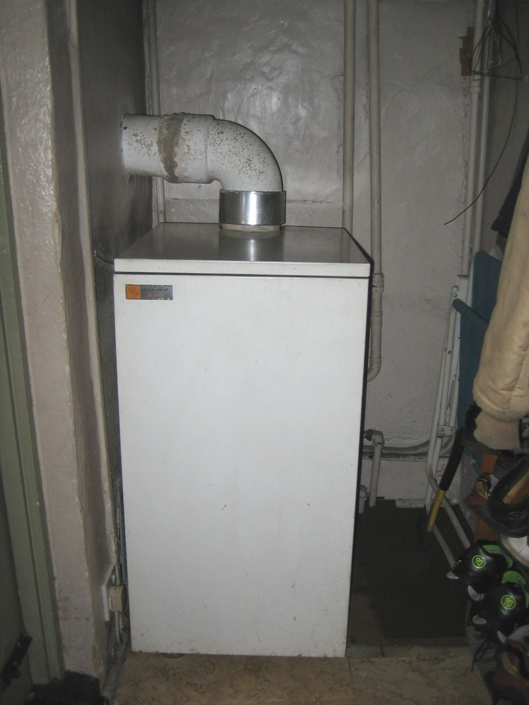Replace Old Glow Worm Super 52 Boiler Central Heating