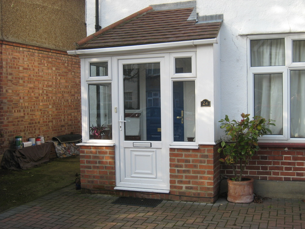 Porch Extensions Job In Isleworth Middlesex Mybuilder